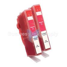 2 MAGENTA HP 564XL New Ink Cartridge for HP PhotoSmart 7525 B210 C310 C410 C6340