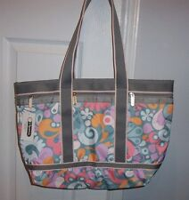 NWT LeSportsac Medium Travel Tote **SWOOP** GREAT SIZE TOTE BAG!
