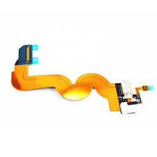 White Charging Charger Dock Port Headphone Jack Flex Cable For iPod Touch 5