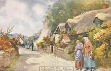 Postcard England UK Lee nr Ilfracombe North Devon Letter from Jack Jotter ca1910