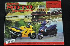 revue technique moto Yamaha Mbk Honda voir detail n°115