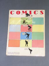 Bande dessinée Comics L'art de la bande dessinée Herdeg Pascal 1972