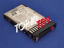 "HP ProLiant G1-G7 146GB 2,5"" 10K SP 3Gb SAS 431958-B21 432320-001 HDD Festplatte"