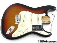 Fender American Original 60s Stratocaster LOADED BODY Strat Parts Sunburst