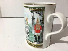 James Sadler Fine Bone China Coffee Mug Horseguards London Heritage