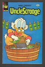 Uncle Scrooge - #200 - Whitman Walt Disney -1983 (Grade 7.5/8.0)WH