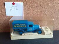 "Solido 4409 Citroen C4F 1930 1:43 ""Samaritaine"""