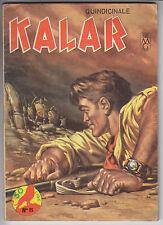 KALAR  n.   15  ed. Dardo 1965  -  ottimo+