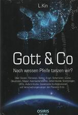 GOTT & Co - Scientology Buch - L. Kin - NEU