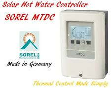 SOREL Solar Hot Water Heater Heating Temperature Difference Controller MTDC V1