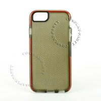 Tech21 Evo Check iPhone 6s/6 & iPhone 7/8 Flexible Gel Cover Case - Smokey Clear