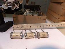 NOS Sikatrop 30.000pF 500V 1500knh Vintage Kondensator Paper Capacitor KLANGFILM