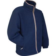Jack Pyke Countryman Fleece Jacket Navy Size Medium Coat