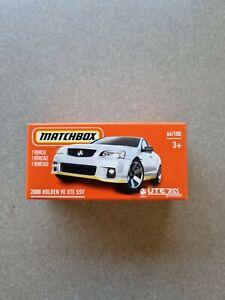Matchbox Holden VE UTE