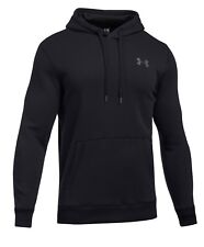 NEW Under Armour Rival Fleece Fitted Hoodie Sweatshirt Men's Size XLarge 1302292