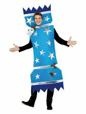 Mens Christmas Cracker Fancy Dress Costume Party Outfit (Medium)