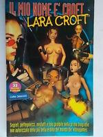 Il mio nome è Lara CroftValarque cinema Tomb Raider foto segreti videogioco 803