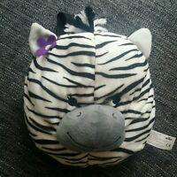 zebra soft toy baby todler girl backpack rucksack