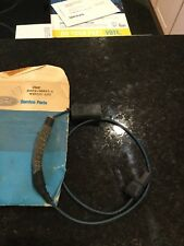 Nos 1974 Ford Truck Carburator Solenoid Wiring Harness D4TZ-9D857-A