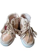 Michael Kors Toddler High Top Tennis Shoes Size 7