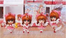 Card Captor Sakura Figures set of 4