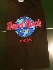 Boston Classic HardRock Cafe Tshirt Xl -Black