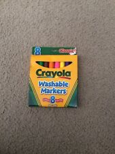 Crayola 8 Ct Washable Markers Pack of 1