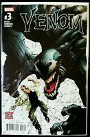 VENOM #3 (2017 MARVEL Comics) NM Comic Book