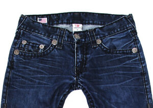 TRUE RELIGION BOBBY SUPER T HERREN JEANS – W31 L34 ricky logan**TOP 2021 31/34 *