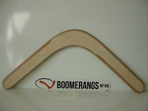 Boomerang Startarang really returns and handcrafted by Boomerangs By Vic