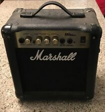 Marshall MG10CD 10 watt Guitar Amp
