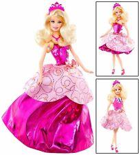 Barbie Princess Charm School Transforming Blair Doll, 3 in 1 Fashionista looks