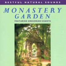 Natural Sounds - Monastery Garden - Natural Sounds CD 08VG The Cheap Fast Free