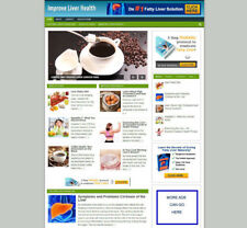 b63831b204e7a LIVER HEALTH ADVICE BLOG & WEBSITE WITH UK AFFILIATE STORE PAGES AND BANNERS