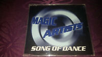 Magic Artists / Song of Dance - Maxi CD
