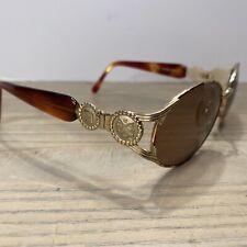 Vintage - Fendi - Women's Men's Tortoise Sunglasses - FS 119 - Made In Italy