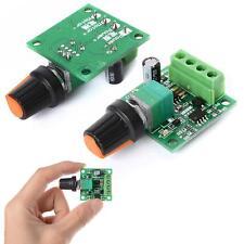 Ultra-small DC 1.8V 3V 5V 6V 12V PWM Mini Motor Speed Controller Switch 2A XWL