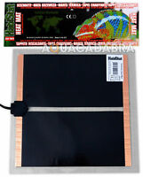 HABISTAT HEAT MAT INFRA-RED VIVARIUM WARMTH CARBON GLASS CLOTH REPTILE LIZARD