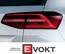 Genuine Volkswagen LED Taillights Passat Estate R-Line black 3G9052200 8SK