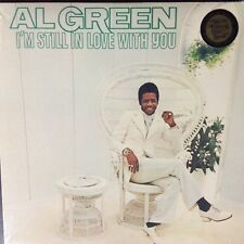 "AL GREEN "" I'M STILL IN LOVE WITH YOU "" SEALED U.S.LP SOUL FUNK R&B"