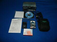 Panasonic LUMIX DMC-TZ3 - 7.2MP & 10X Zoom - Tested/100% - Complete - Excellent