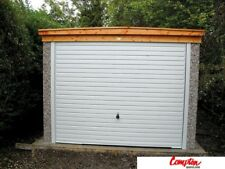 PREFAB GARAGES & BUILDINGS Standard Pent 8ft6in x 16ft3in WYSIWYG