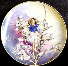 """ ""Heinrich Villeroy & Boch"" il Blackthorn Fata ""BONE CHINA Collector PLATE"