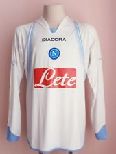 Napoli 2007 - 2008 Third football Diadora shirt long sleeve jersey