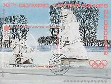 Y.A. R,/North Yemen n. BL. 161/Olympia 1972 Sapporo