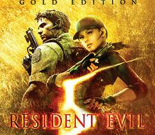 Resident Evil 5 Gold Edition - Region Free Steam PC Key