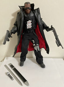 "Marvel Studios Blade 2 12"" Collectors Edition Figure 1/6 Scale"