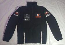 Hugo BOSS Vodafone McLaren Mercedes Benz Pirelli Mobil 1 1/4 Zip  Sweatshirt S