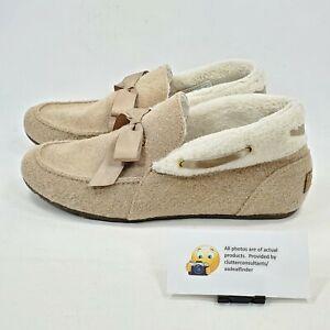 Vionic Shirley Comfort Slip on Slippers Womens Size 6.5 10010656 Beige White