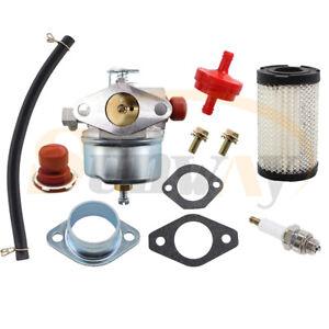 Carburettor & Air filter Kit for Tecumseh 632795A LAV 30 35 40 50 TVS75 TVS90